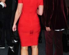 Jennifer Love Hewitt w czerwonej sukience (6)