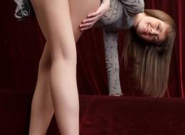 Bruneta i jej szparka (5)