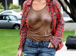 Cycki Lindsay Lohan (2)