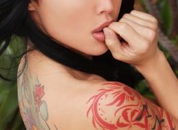 Fajna dupeczka z tatuażem (4)