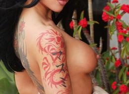 Fajna dupeczka z tatuażem (7)