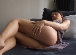 Amatorka w łożku (4)