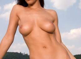 Długonoga brunetka (4)