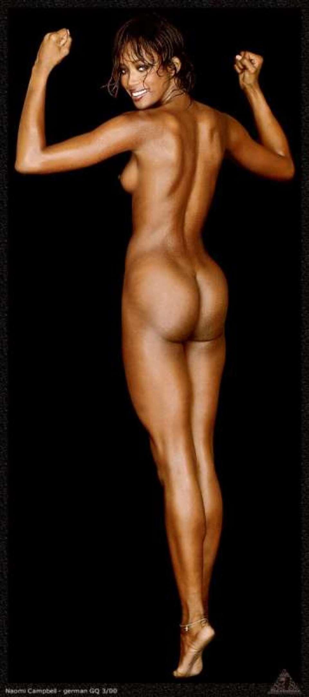 Kolejne seksowne zdjęcia Naomi Campbell (4)