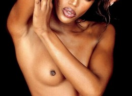Kolejne seksowne zdjęcia Naomi Campbell (6)