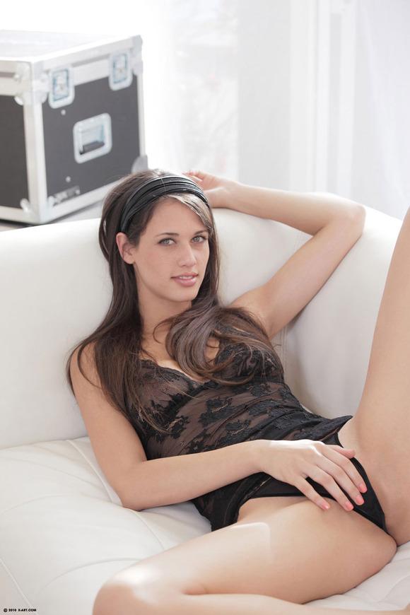 Pieprzenie słodkiej brunetki (6)