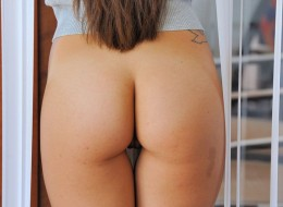 Giętka brunetka (6)