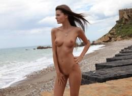 Laska nad morzem (3)