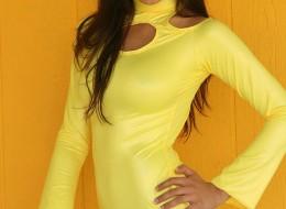 W żółtej sukience (12)