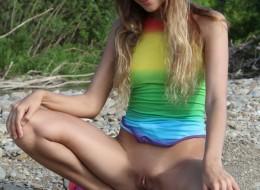 Kolorowa piłeczka (8)
