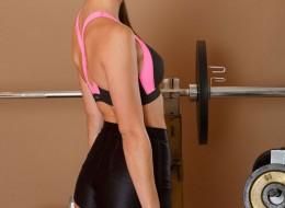 Sunia na siłowni (14)