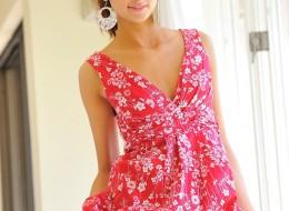 Śliczna w różowej sukience (12)