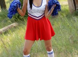 Młoda cheerleaderka (10)