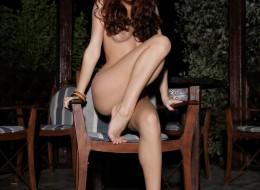 Ruda na krześle (3)