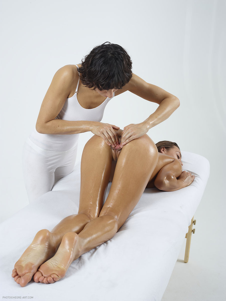 Эротический супер массаж
