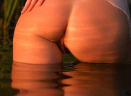 Amatorka w jeziorze (5)