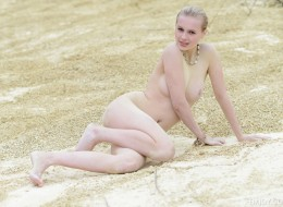 Zabawa na super piasku (2)