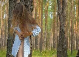 Jędrne leśne cycuszki (9)