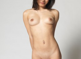 Azjatycka modelka nago (2)