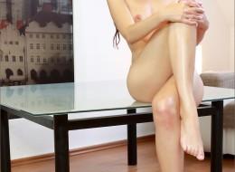 Dupeczka na szklanym stole (6)
