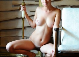 Dziewczyna ogolona na pałę (6)