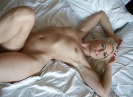 Studentka pokazała swoje wysportowane ciało (1)
