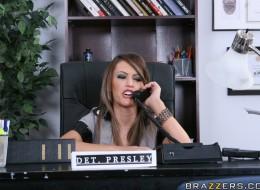 Dymanie pani dyrektor w jej gabinecie (9)