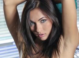 Piękna modelka i jej chudziutkie ciałko (5)