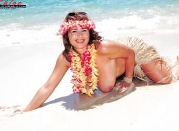 Naturalna seksolina na dziewiczej plaży (5)